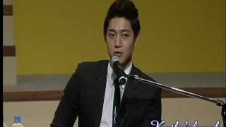 Kim Hyun Joong Talks About Jung So Min Being a TRIPLE S....