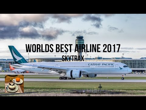 Top 10 Airlines 2017