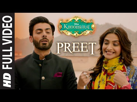 OFFICIAL: 'Preet' FULL VIDEO Song | Khoobsurat | Jasleen Royal, Sonam Kapoor