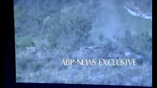 WATCH Pakistani posts destroyed by Indian Army in Nowshera sector