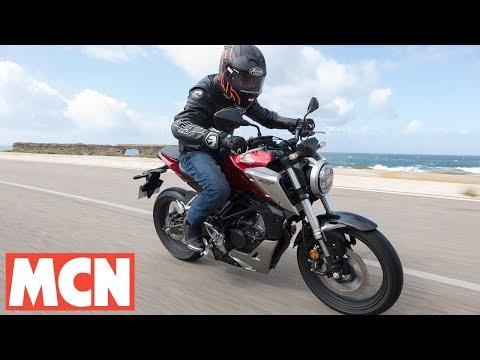 Honda CB125R First Rides Motorcyclenews
