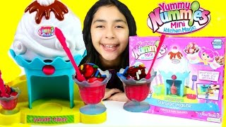 Yummy Nummies Sundae Maker Playset| Sweet Treats DIY|B2cutecupcakes