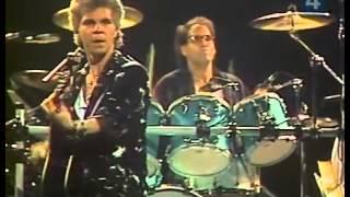 Billy Joel in Moscow 1987