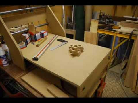 How to build a CNC router