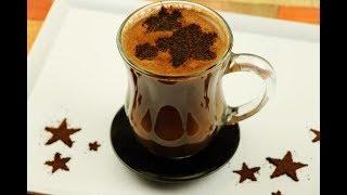 مشروب ساخن بالكاكاو والحليب مشروب شتوي مع رباح محمد ( الحلقة 566 )