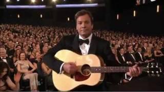2010 Emmys Jimmy Fallon W/ Amy poehler (Genre: Comedy)