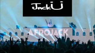 NLW - Daft Ragga VS Jack U - Jungle Bae (Afrojack Edit)