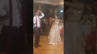 Dance by Khushboo and Rahul