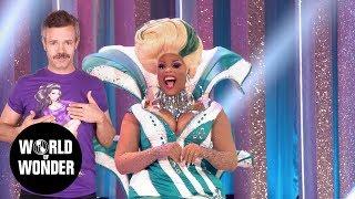 Spoiler Alert! RuPaul's Drag Race S9 Ep 14 John Polly's Extra Lap Recap