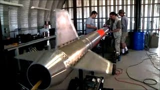"""""""how hard can it be"""" HYBRID ROCKET - whole show in HD"""