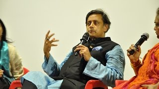 Dialogue on Dissent & Discourse with Dr. Shashi Tharoor