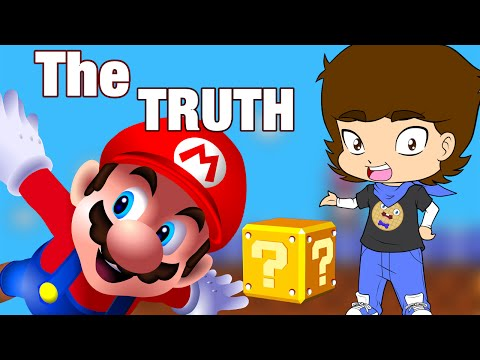 What s REALLY Going On In Mario s Head Super Mario Bros. 2 Dream Theory ConnerTheWaffle