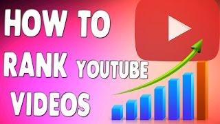 How To Rank YouTube Video  2016 YouTube Video Seo Urdu / Hindi