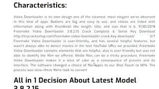 Free make Video Converter Version 3.8.2.15 Free Download