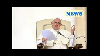 News Abortion to avoid birth defects is like Nazi eugenics: pope
