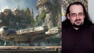 Star Wars Land Updates! - STATE OF THE PARKS