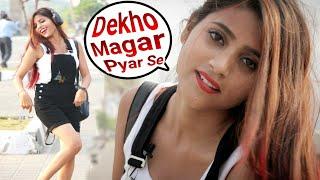 Annu Singh Vlog No-6 | Prank Live on Camera | Prank On Cute Girl Mumbai | Vlog Prank Video {Brb-dop}