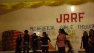 2nd year dance (jrrf)