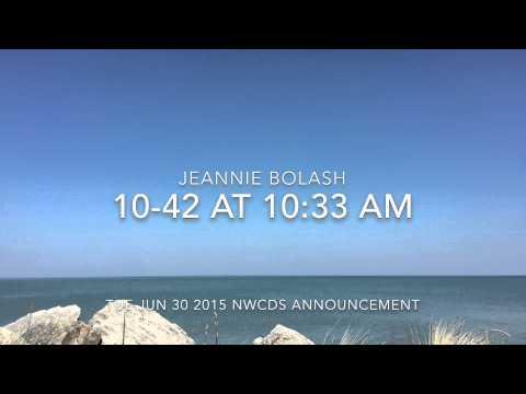 Jeannie Bolash Northwest Central Dispatch System 9-1-1 Retirement Announcements