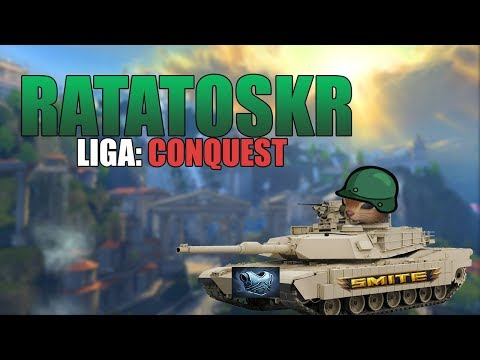 Ratatoskr, No nos pueden parar con esta build de tanque lul! | Liga Conquest