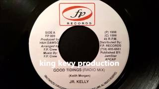 Junior Kelly - Good Tidings - FP Records 7