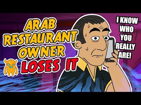 Xxx Mp4 Prankster Gets CALLED OUT Crazy Arab Restaurant 2 3gp Sex