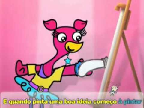 Expressão. Video musical discovery kids brasil em português.