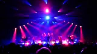 UB40 live @ Ahoy Rotterdam 2009 - The train is coming