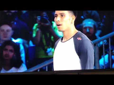 Xxx Mp4 Bboy Leoni Vs Vicious Victor Redbull Bc One World Final 2018 3gp Sex