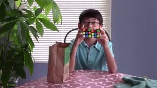 Rubik's Cube Magic: Matching Cubes 6th trick