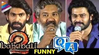 Baahubali 2 Movie HIGHLIGHTS Revealed | Baahubali 2 Movie Q&A | Prabhas | Rana | Rajamouli | Tamanna