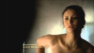 The Vampire Diaries - Damon and Stefan see Elena naked