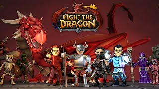 Lilia & Veriax Play FIGHT THE DRAGON | Co-op