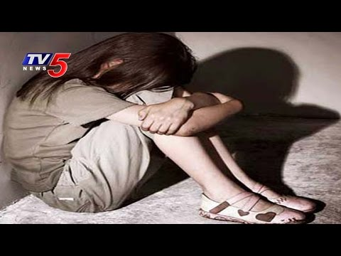 Minor Girl Being Raped 1 Week By Auto Driver  : TV5 News