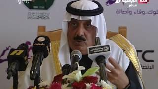 #برنامج_جوادي | المؤتمر الخاص لصاحب السمو الملكي الأمير متعب بن عبدالله