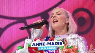 Anne-Marie - 'Ciao Adios' (live at Capital's Summertime Ball 2018)