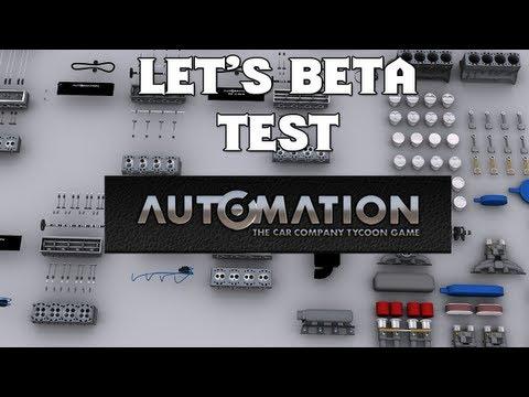 Let's Beta Test : Automation Episode 9