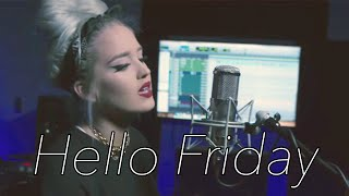 Hello Friday - Flo Rida Feat. Jason Derulo | Macy Kate Cover