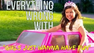 Everything Wrong With Sophia Grace -