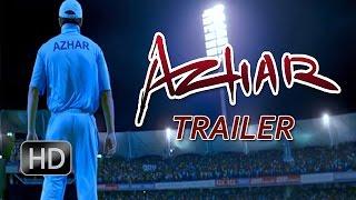 Azhar Movie Trailer Out   Emraan Hashmi & Prachi Desai   Movie 2016