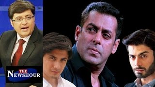 Salman Khan Should Question The Silence Of Pakistani Stars?: The Newshour Debate (30th Sep)