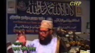 Delwar Hossain Sayeedi (Manob siristir Rahossho)