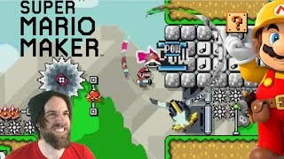 99% IMPOSIBLE #1 by ZetaSSJ | Super Mario Maker