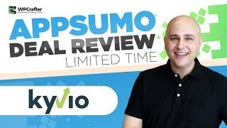 Kyvio Review 2018 - Create Landing Pages & Sales Funnels 😭 Gonna Give This A Proceed With Caution