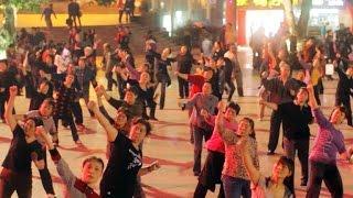 Beijing seeks to put a damper on dancing grannies