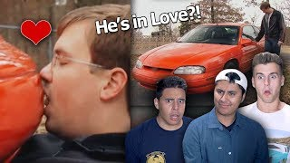 Guy Is In Love With His Car