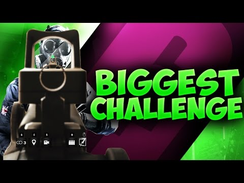 Call of Duty to Rainbow Six Siege - The Biggest Challenge