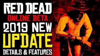 Red Dead Online - NEW UPDATE 2019 *Not What We Expected*: Daily Challenges, Gun Rush, & Anti-Grief