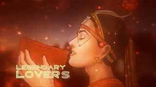 Katy Perry - Legendary Lovers (Official Lyric Video)