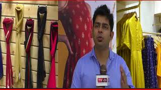 Exclusive Interview Abhineet Sinha at ''INDYA'' Store Launch, In Phoenix Marketcity Kurla